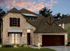 Coronado VIII - Ascend at Light Farms: Celina, Texas - K. Hovnanian® Homes