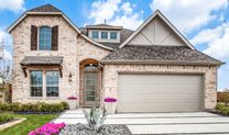 Ascend at Light Farms by K. Hovnanian® Homes in Dallas Texas