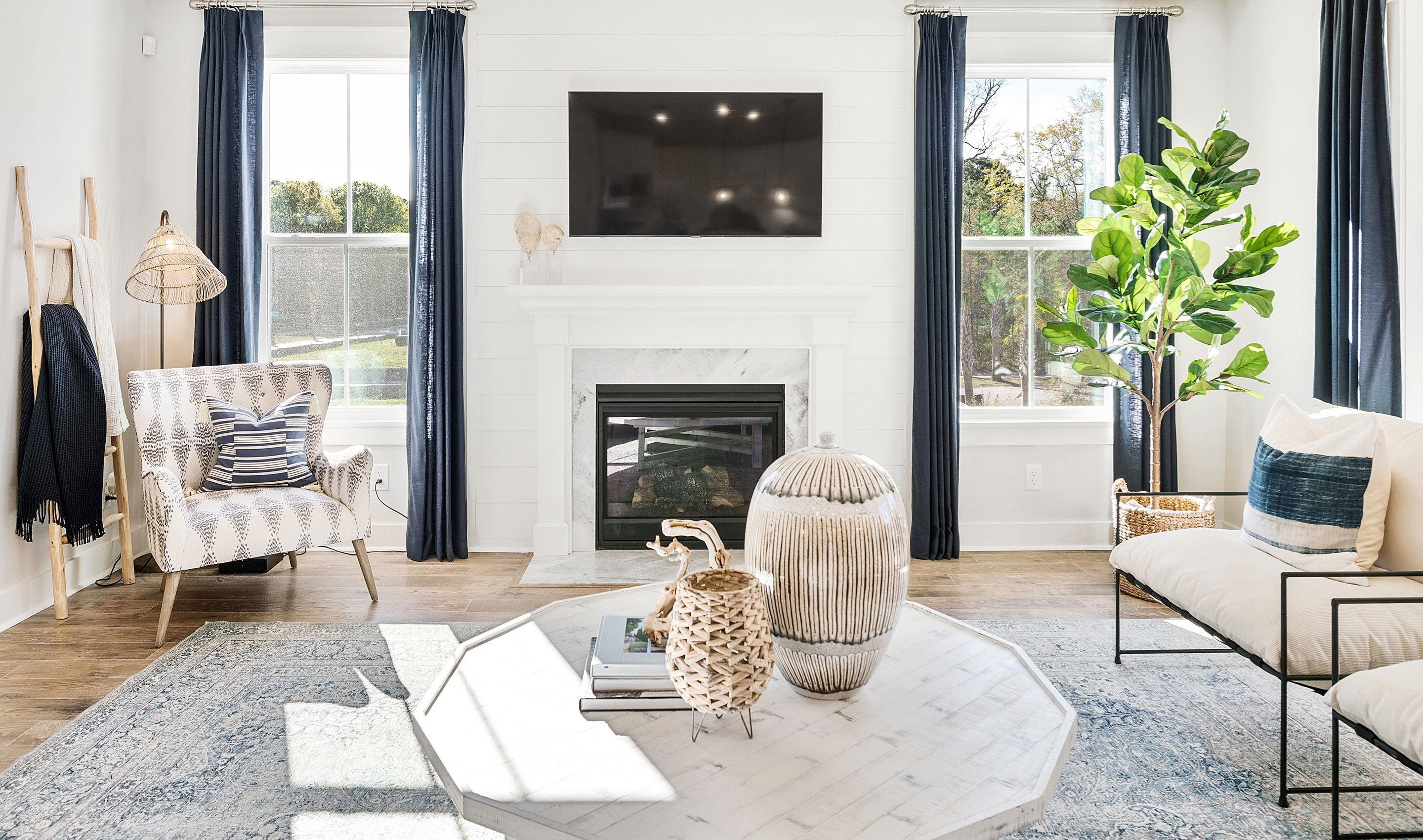Living Area featured in the Hamlin By K. Hovnanian® Homes in Charleston, SC
