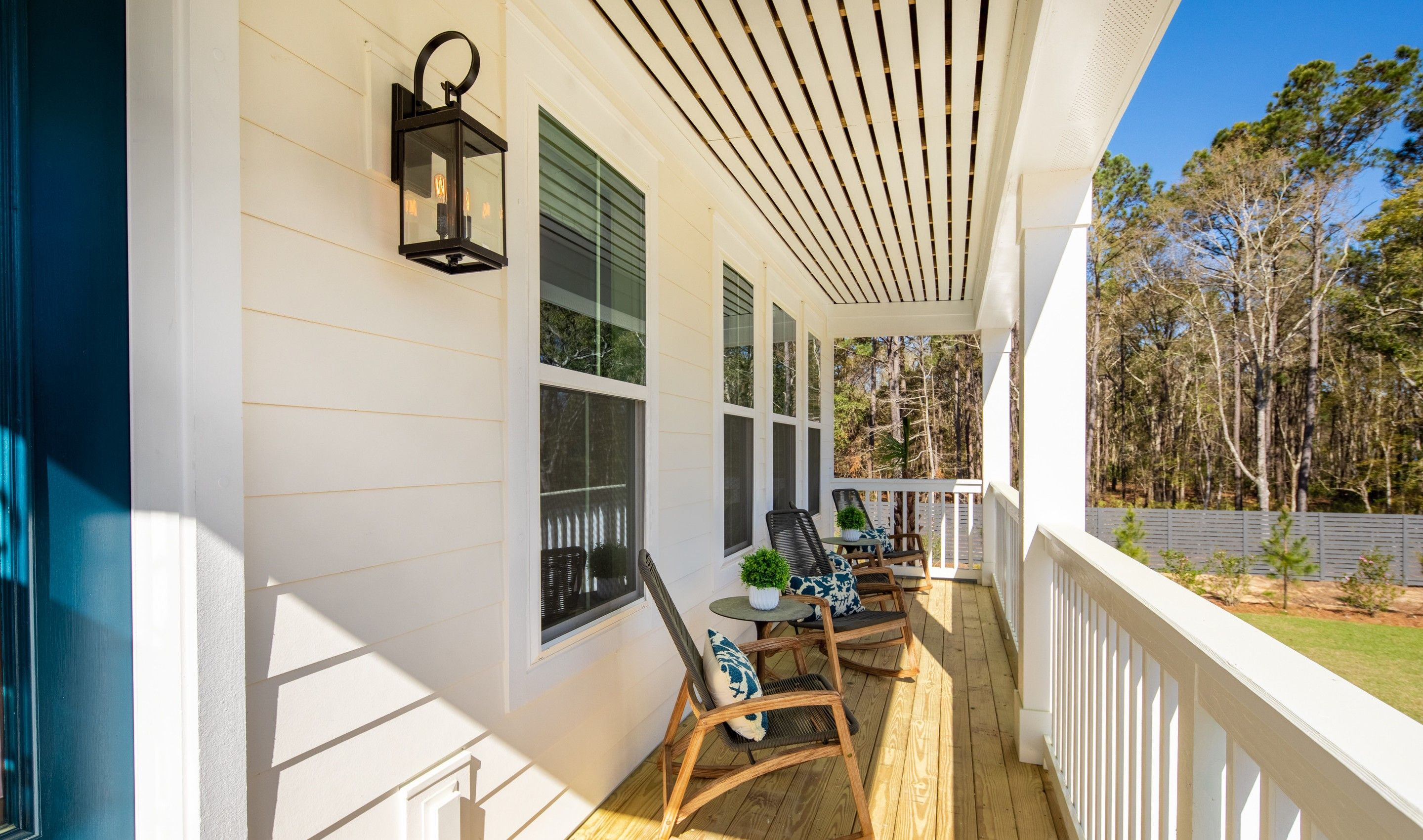 Exterior featured in the Hamlin By K. Hovnanian® Homes in Charleston, SC