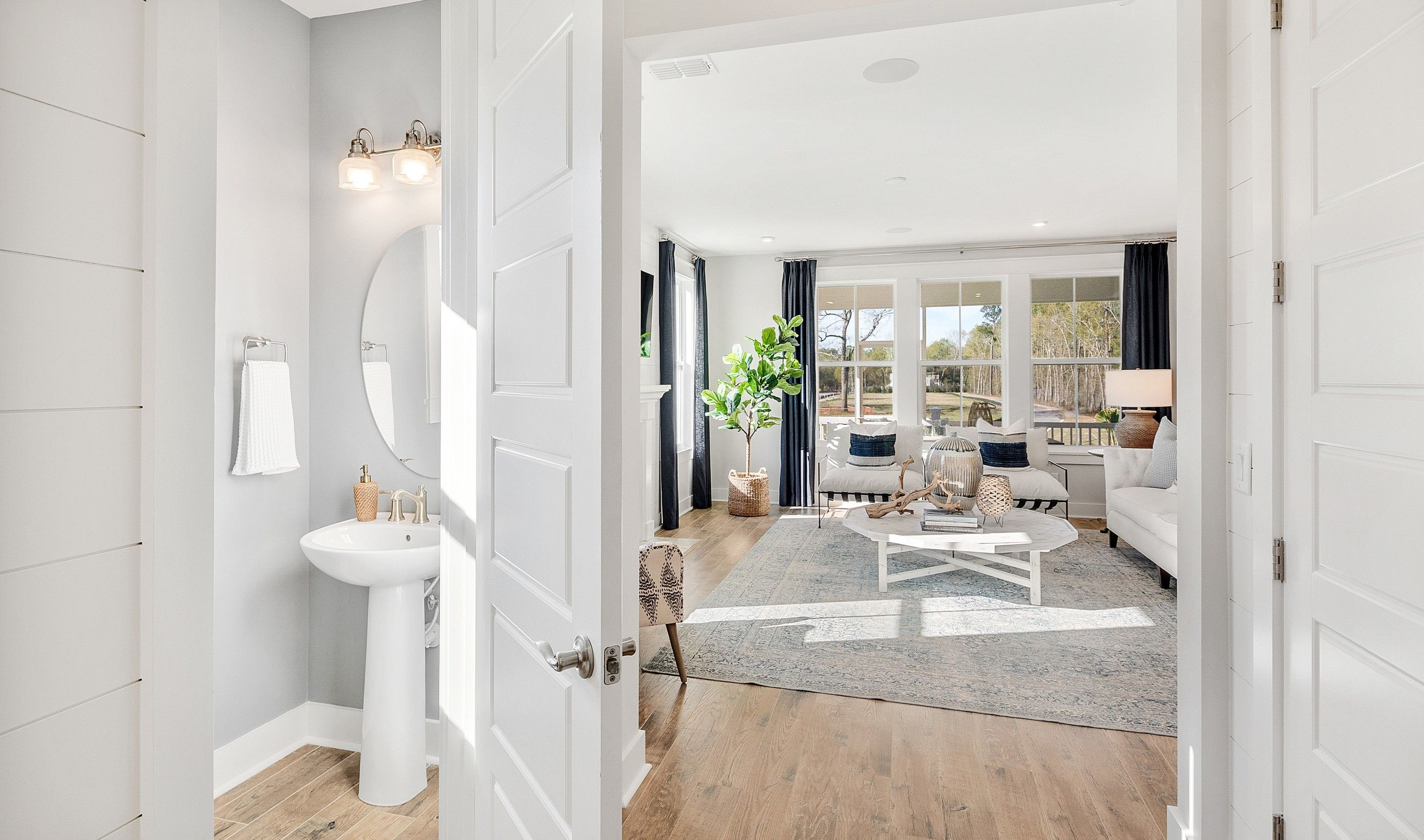 Bathroom featured in the Hamlin By K. Hovnanian® Homes in Charleston, SC