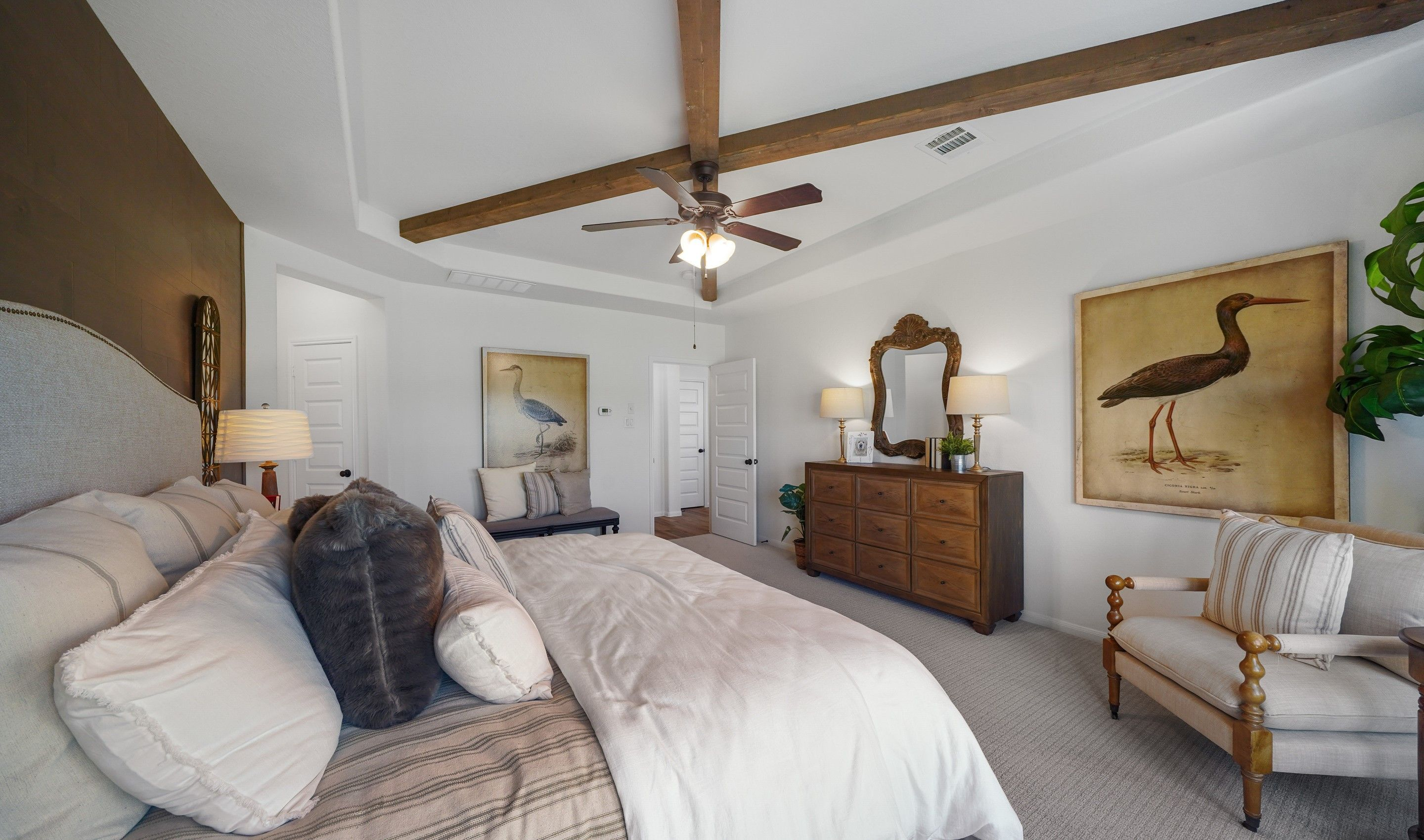 Bedroom featured in the Millie By K. Hovnanian® Homes in Houston, TX