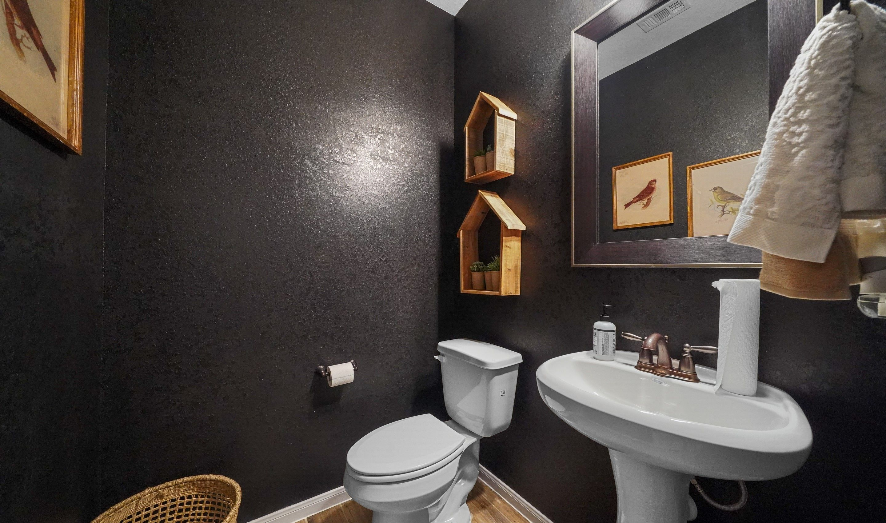 Bathroom featured in the Millie By K. Hovnanian® Homes in Houston, TX