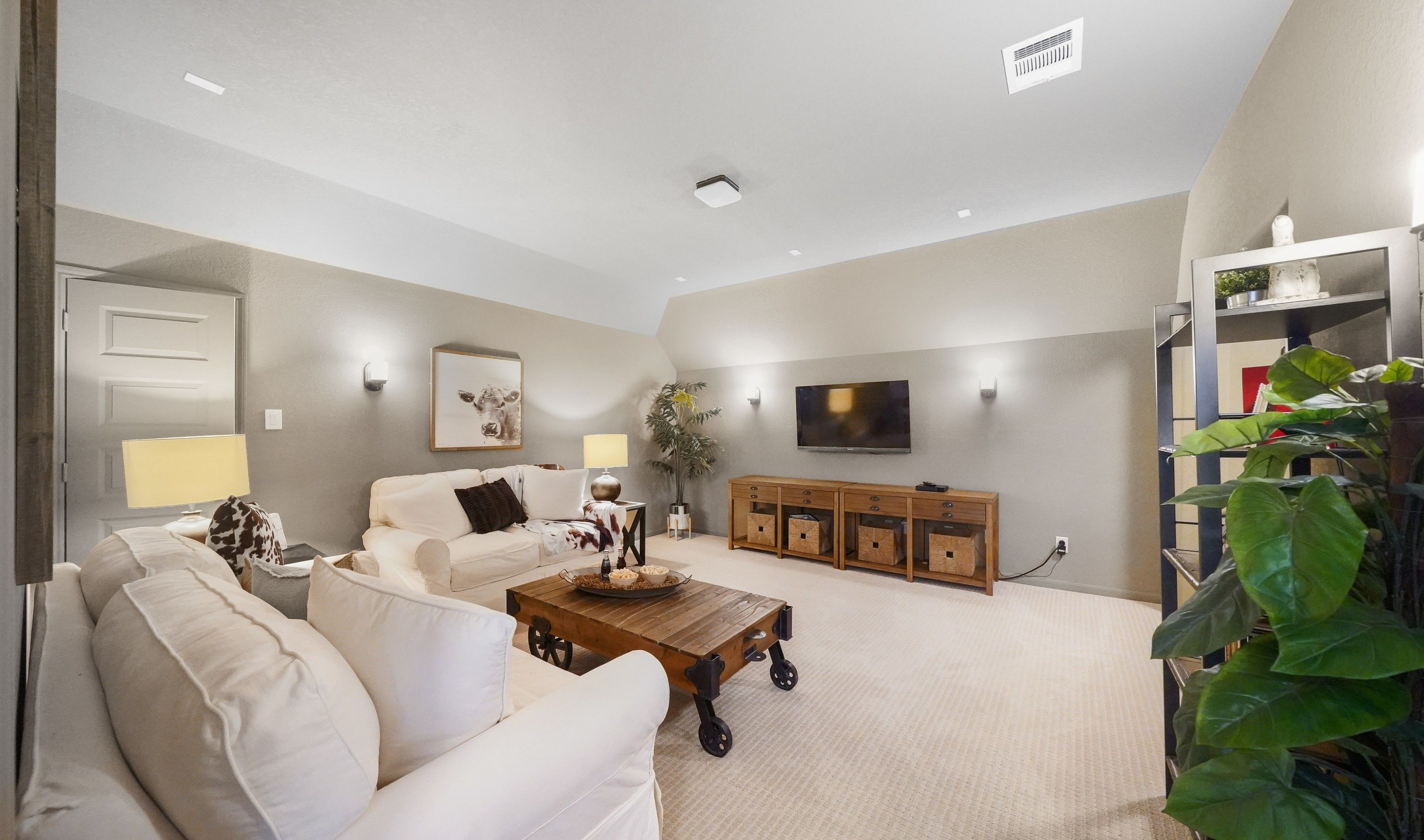 Living Area featured in the Millie By K. Hovnanian® Homes in Houston, TX
