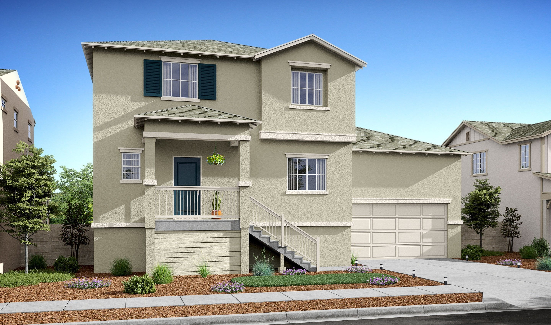 'Aspire at River Terrace II' by KHV-Northern California Division in Stockton-Lodi
