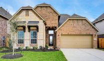Town Creek Crossing by K. Hovnanian® Homes in Houston Texas
