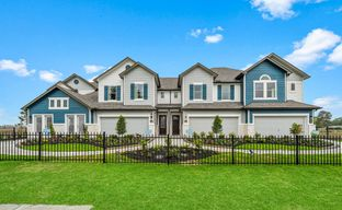 Parkway Trails Villas by K. Hovnanian® Homes in Houston Texas