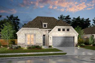 Laredo VIII - Liberty: Melissa, Texas - K. Hovnanian® Homes