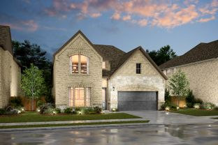 Lyoncrest VIII - Liberty: Melissa, Texas - K. Hovnanian® Homes