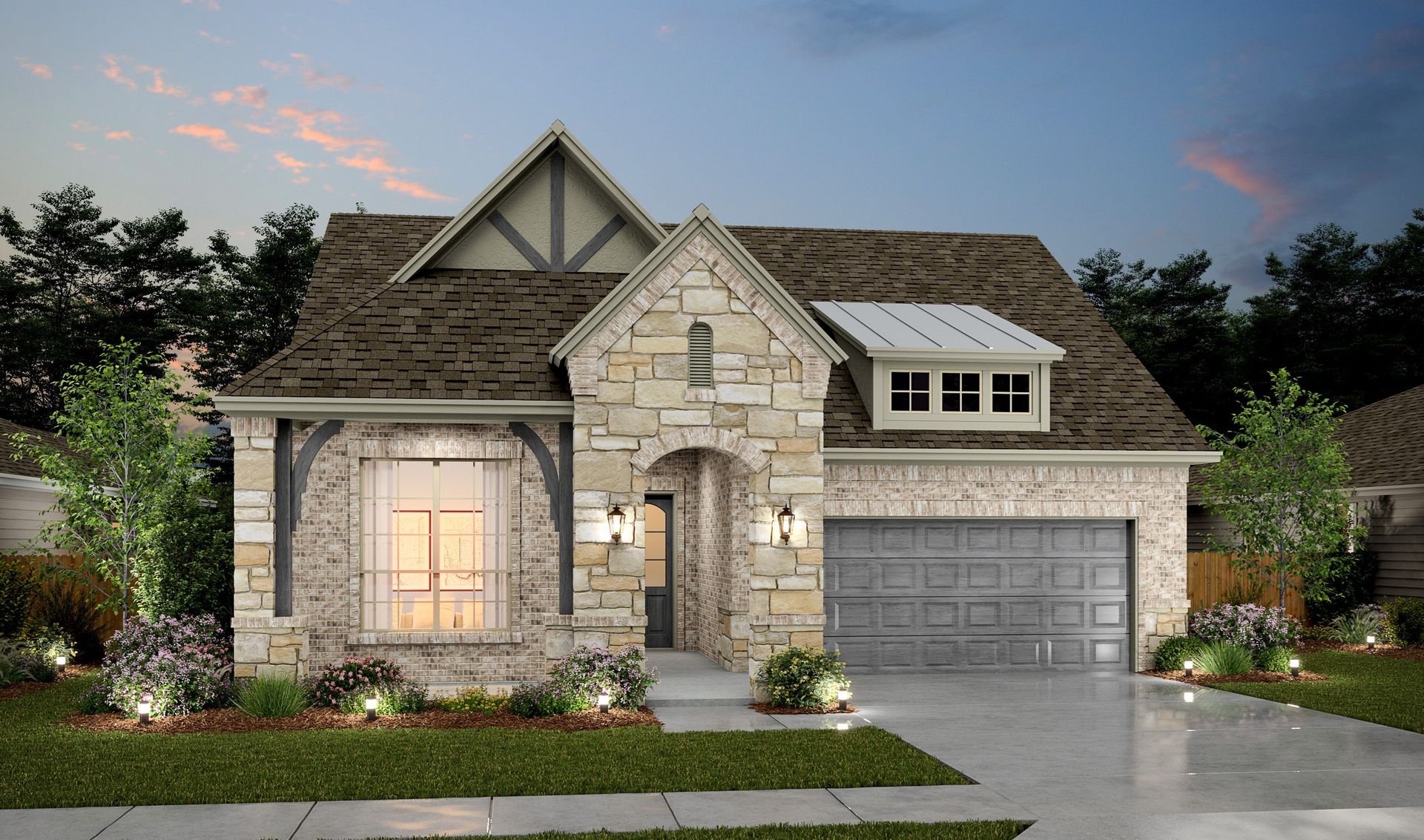 South Pointe in Mansfield, TX :: New Homes by K. Hovnanian ...