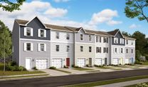 Aspire at Dillon Farm Townhomes by K. Hovnanian® Homes in Washington West Virginia