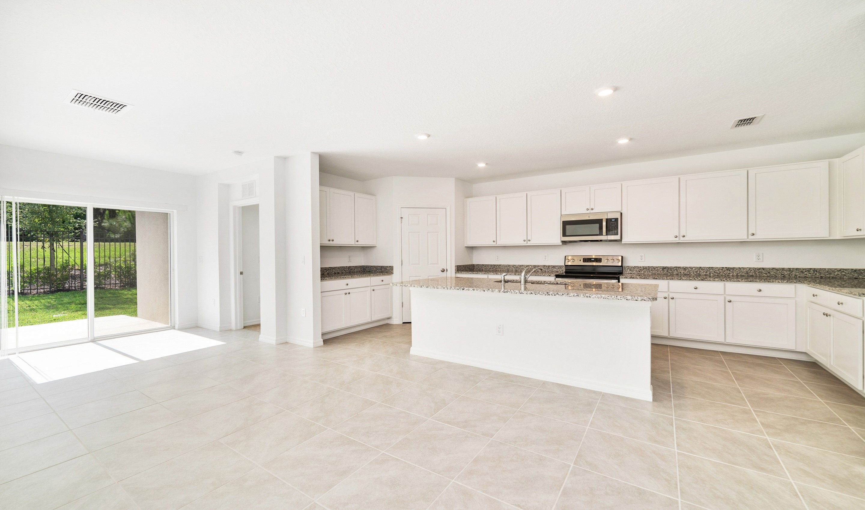 Kitchen featured in the Palmera By K. Hovnanian® Homes in Tampa-St. Petersburg, FL