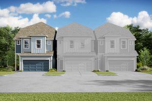 Frances - Kirby Landing: Houston, Texas - K. Hovnanian® Homes