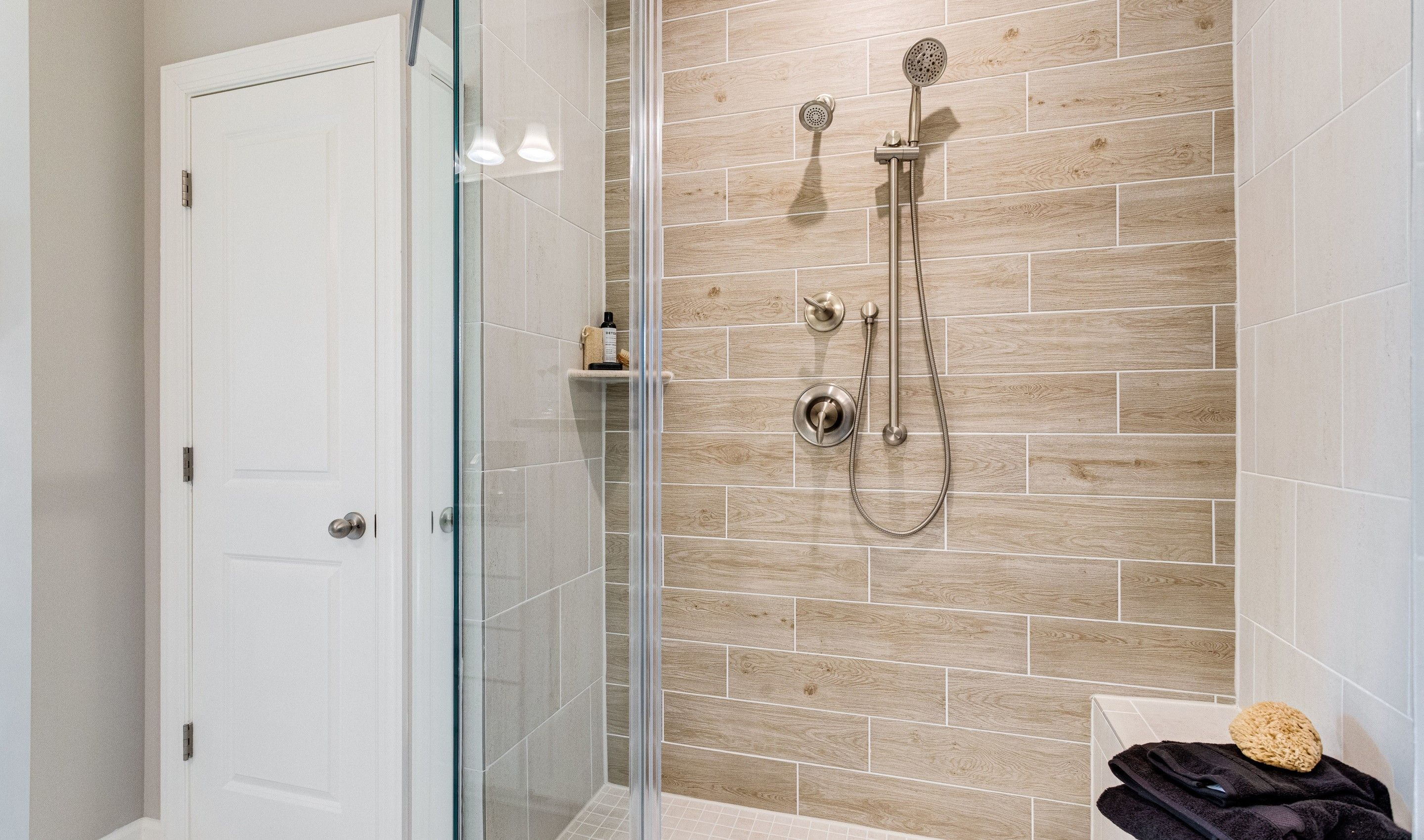 Bathroom featured in the Brandeis By K. Hovnanian® Homes in Washington, VA