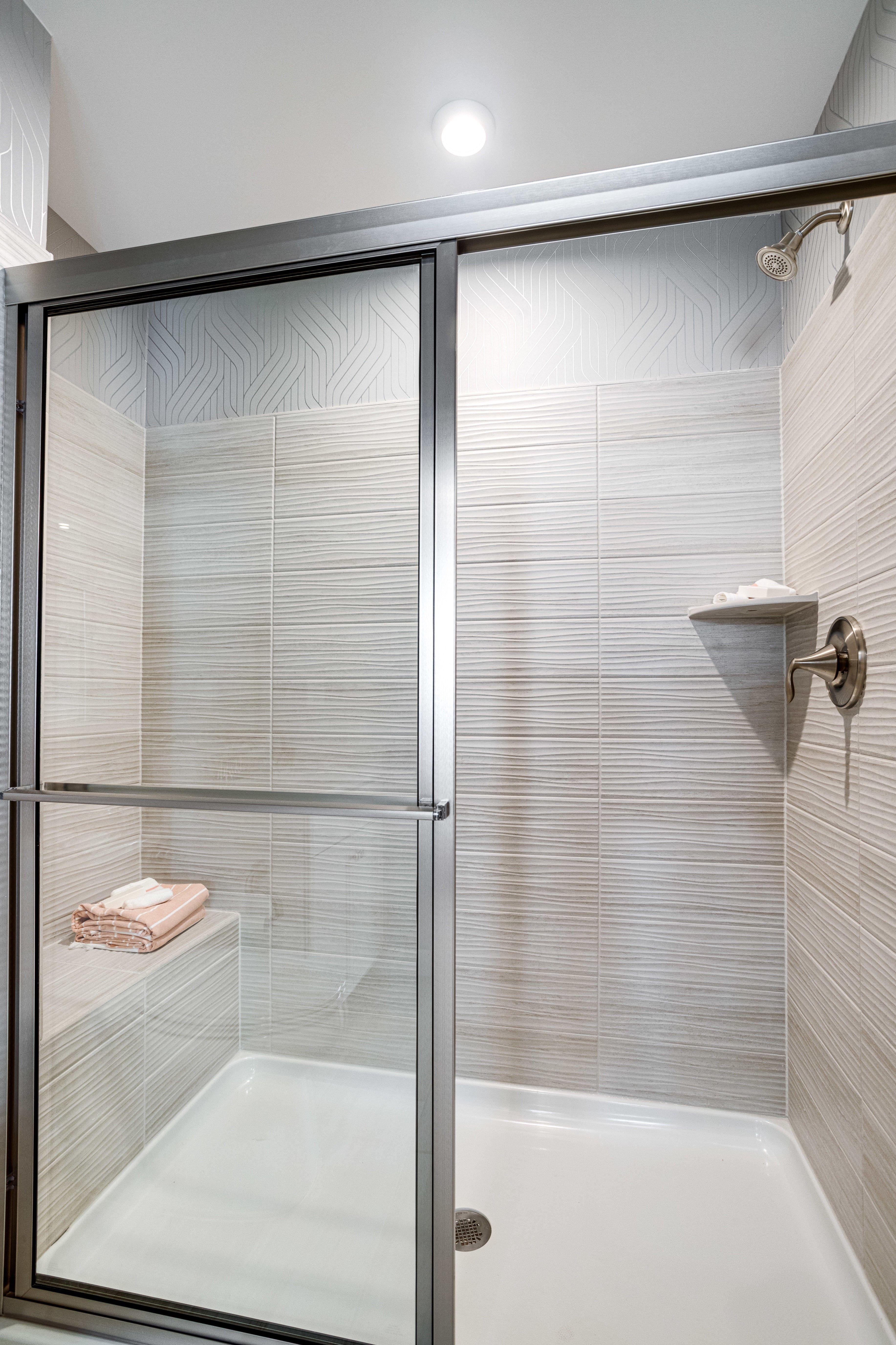 Bathroom featured in the Garrett I By K. Hovnanian® Homes in Washington, VA