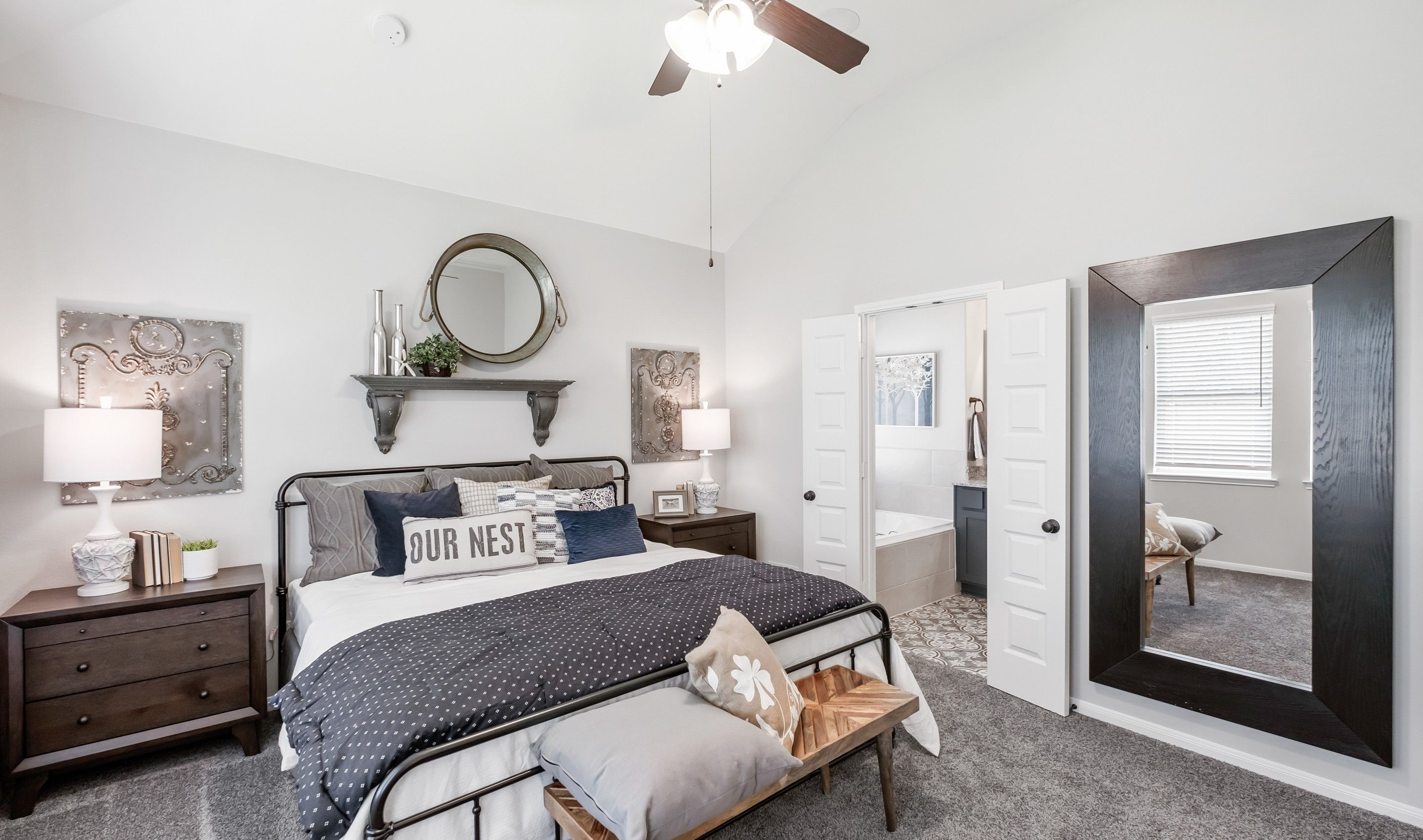 Bedroom featured in the Auburn By K. Hovnanian® Homes in Brazoria, TX