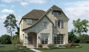 Somerset - Villas at the Station: Sachse, Texas - K. Hovnanian® Homes
