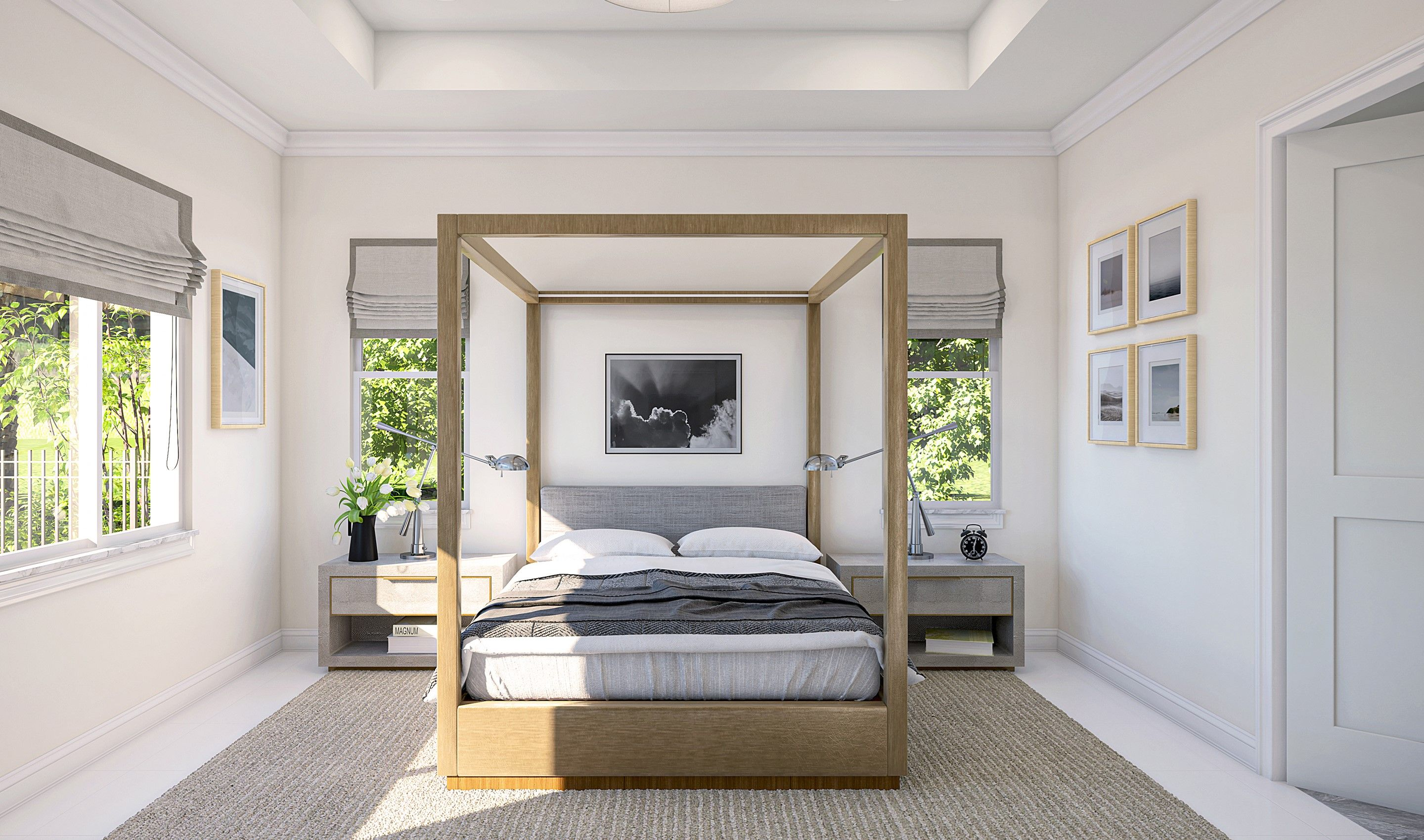 Bedroom featured in the Albert By K. Hovnanian® Homes in Palm Beach County, FL