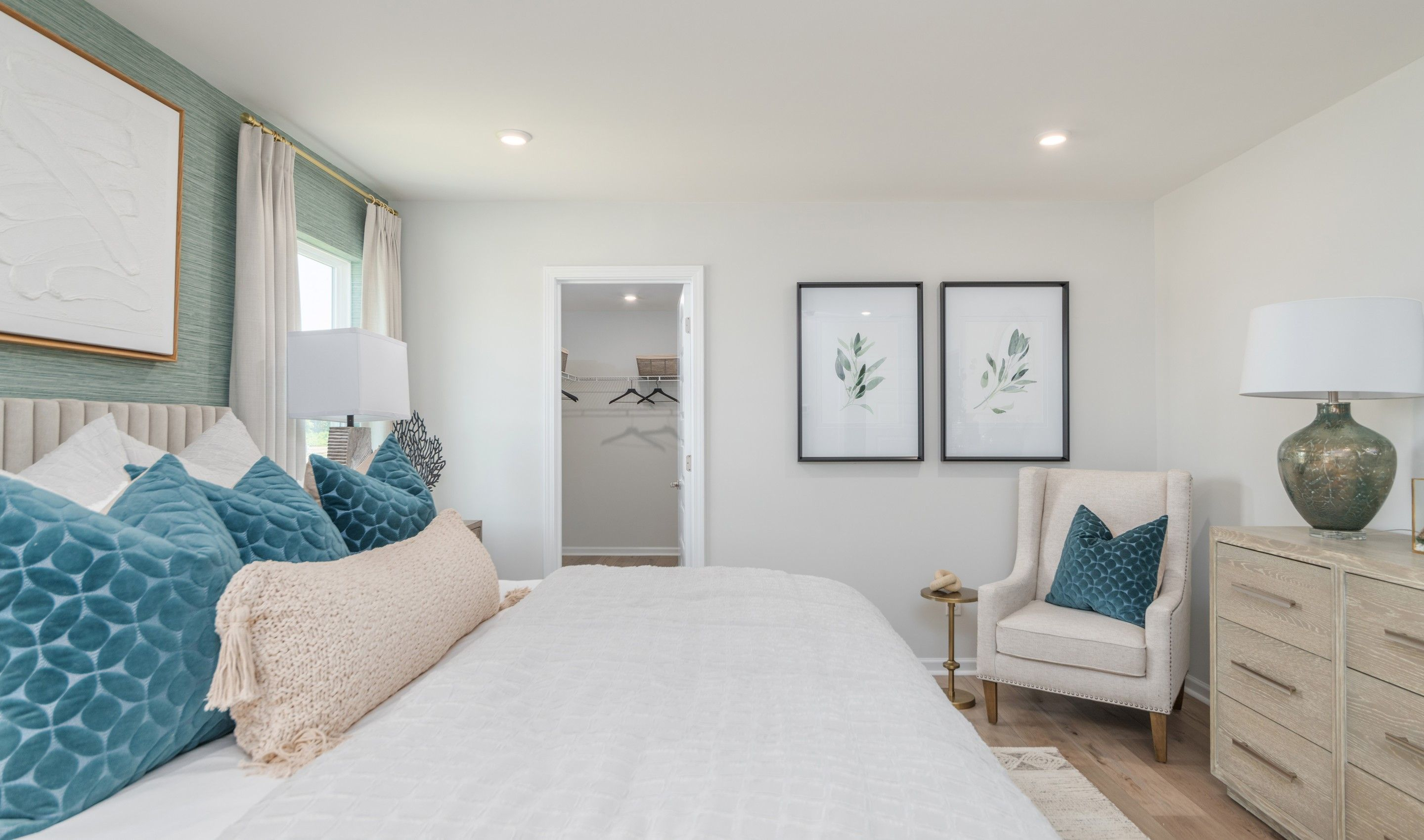Bedroom featured in the Colton II By K. Hovnanian® Homes in Hilton Head, SC