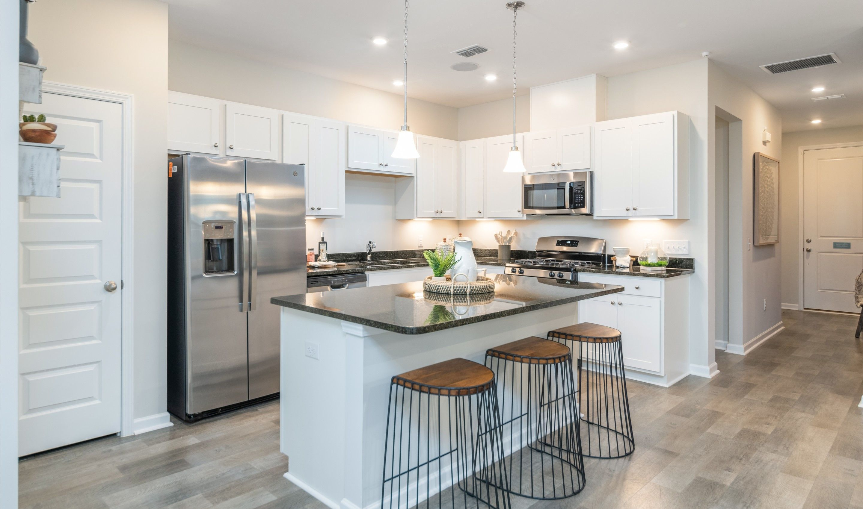 Kitchen featured in the Mercer By K. Hovnanian® Homes in Hilton Head, SC