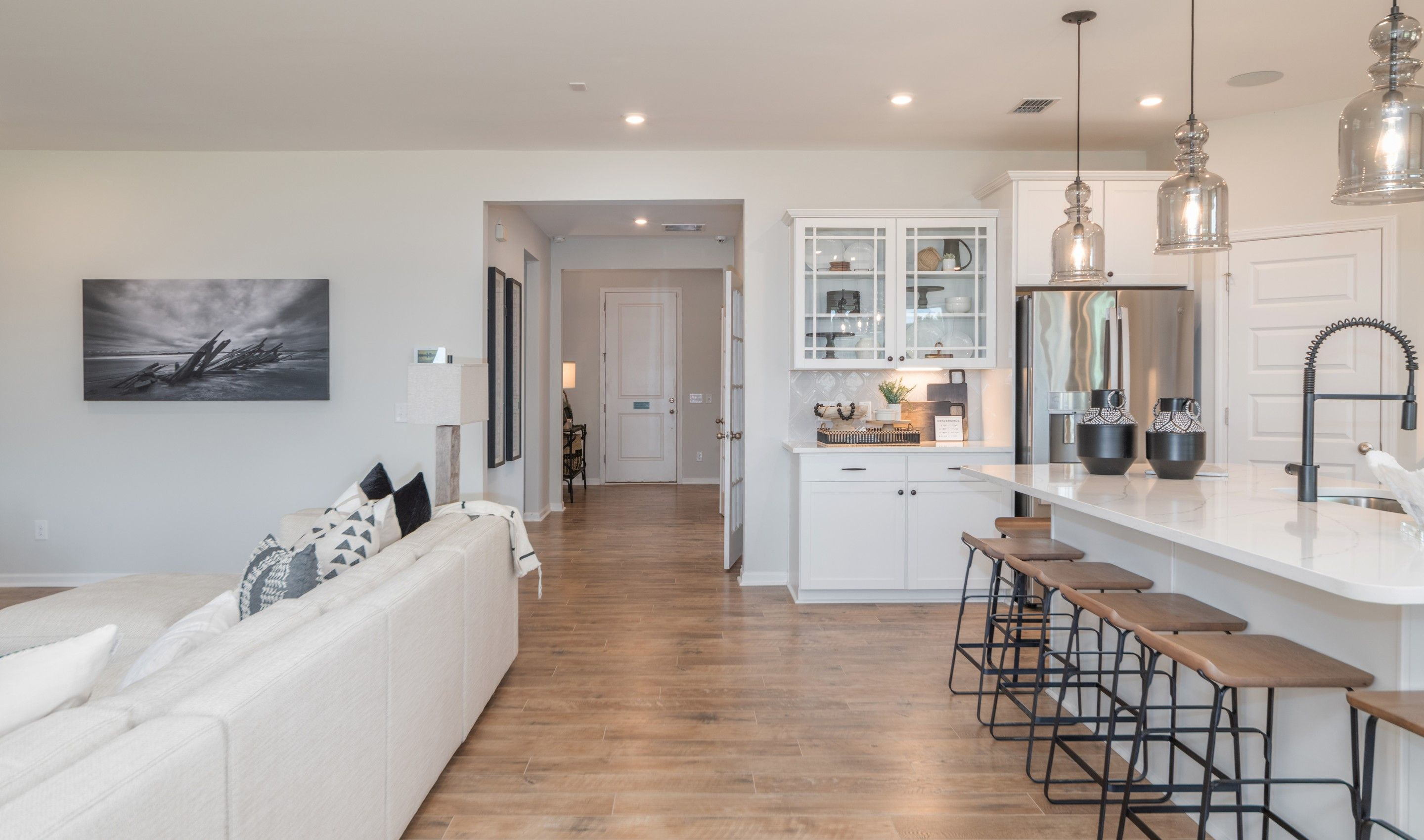Kitchen featured in the Champlain By K. Hovnanian® Homes in Hilton Head, SC