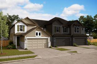 Jacksonville - Parkway Trails Villas: Pasadena, Texas - K. Hovnanian® Homes