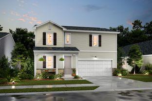 Darling II - The Lakes at New Riverside: Bluffton, South Carolina - K. Hovnanian® Homes
