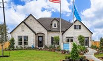 Icet Creek Crossing by K. Hovnanian® Homes in Houston Texas