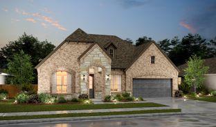 Danbury VII - South Pointe: Mansfield, Texas - K. Hovnanian® Homes
