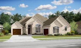 Williamson III - South Pointe: Mansfield, Texas - K. Hovnanian® Homes