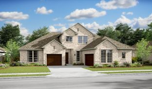 Dawson II - South Pointe: Mansfield, Texas - K. Hovnanian® Homes