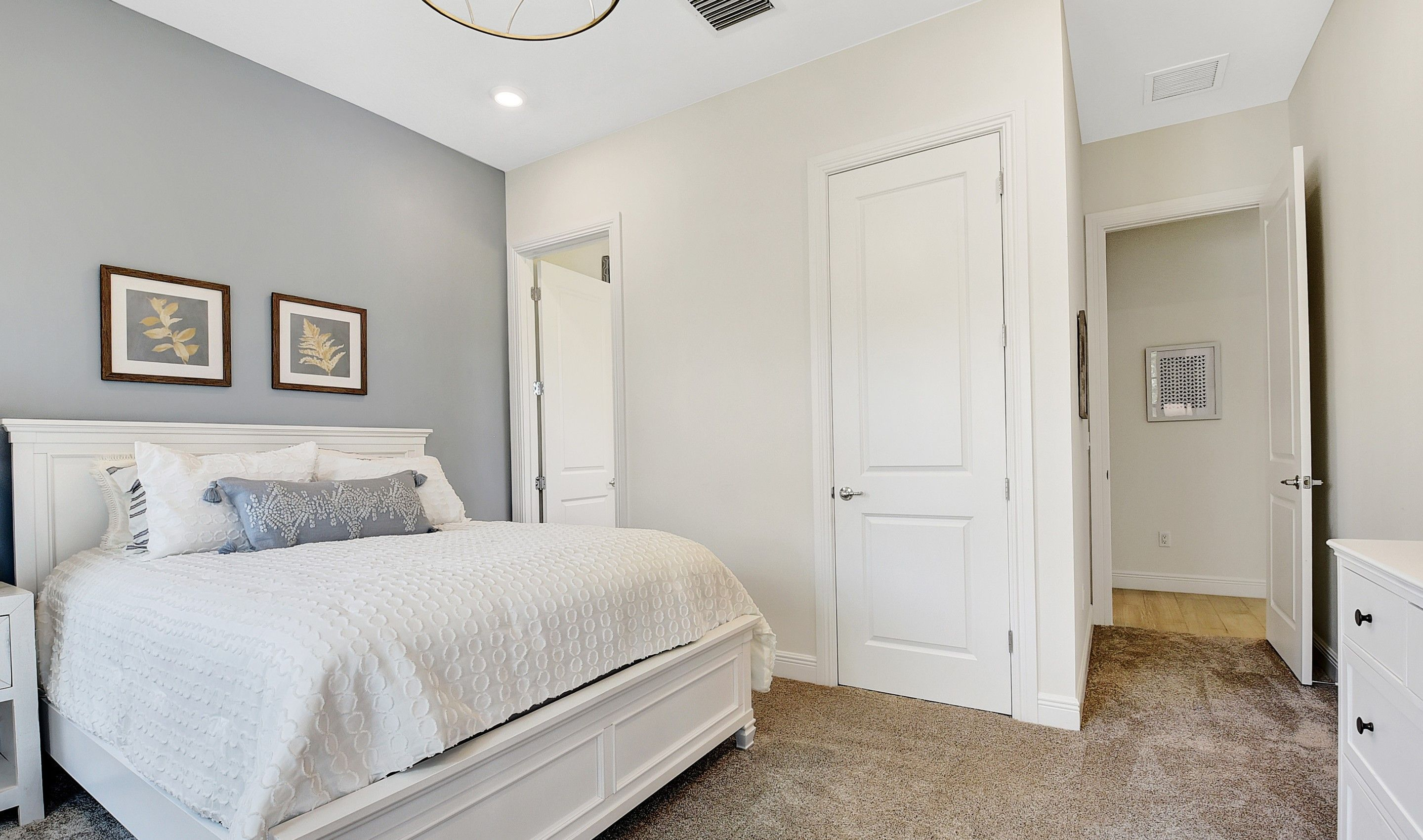 Bedroom featured in the Soleil By K. Hovnanian's® Four Seasons in Broward County-Ft. Lauderdale, FL