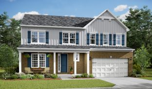 Hancock IV - Hampton Run: Stafford, District Of Columbia - K. Hovnanian® Homes