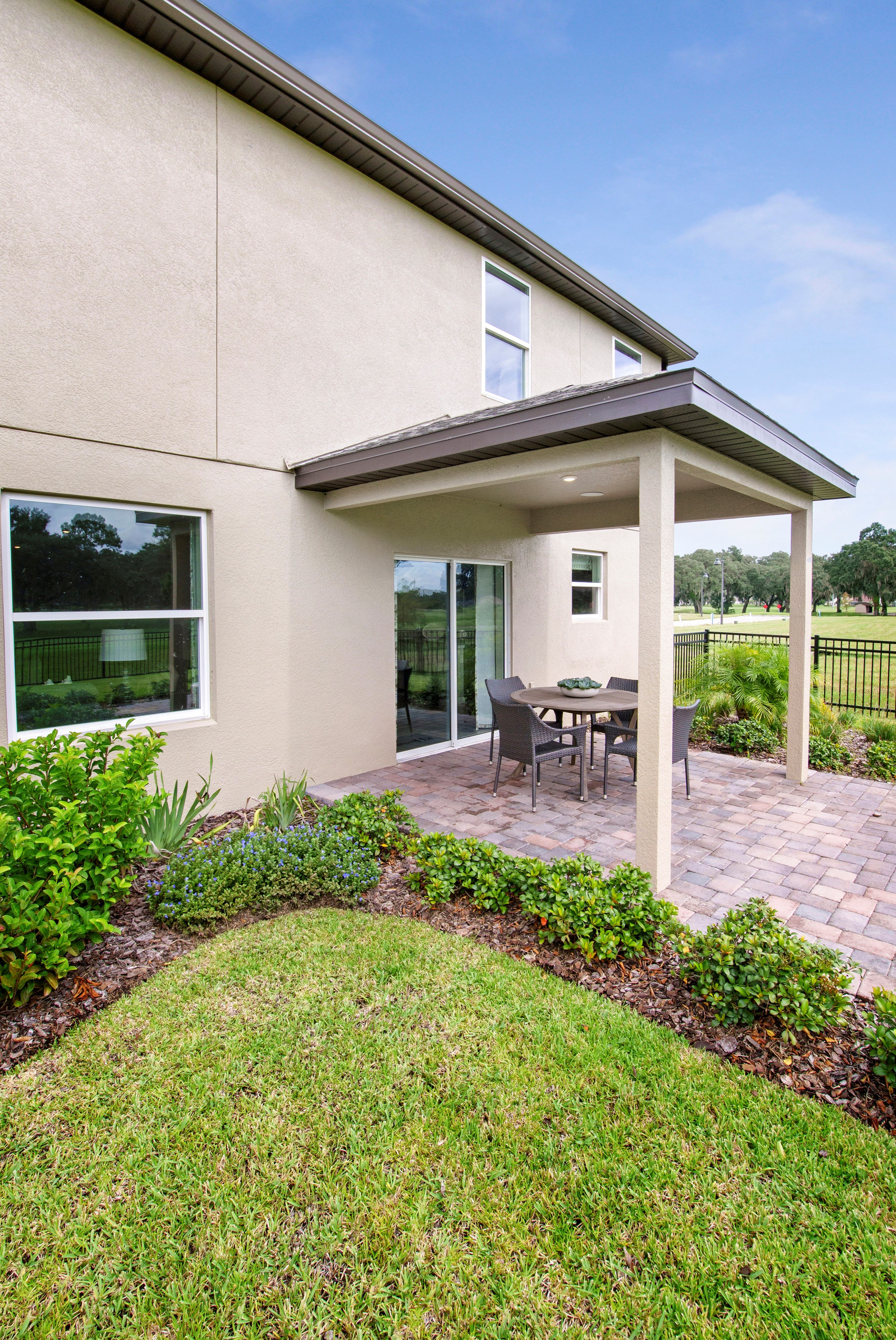 Exterior featured in the Emerald By K. Hovnanian® Homes in Martin-St. Lucie-Okeechobee Counties, FL