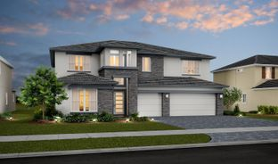 Rosada II - La Terre at Avenir: Palm Beach Gardens, Florida - K. Hovnanian® Homes