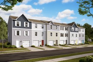 Adams IV - Aspire at Dillon Farm Townhomes: Hedgesville, District Of Columbia - K. Hovnanian® Homes