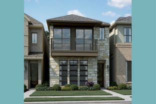 McGuire - Merion at Midtown Park: Dallas, Texas - K. Hovnanian® Homes
