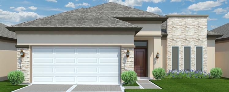 'The Loop' by KRK Homes in Laredo