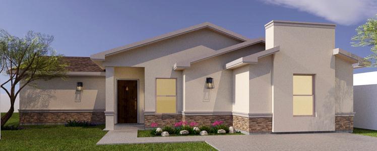 'Midtown' by KRK Homes in Laredo