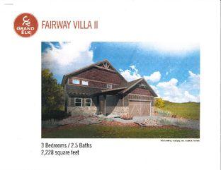 Fairway Villa II - Koelbel at Grand Elk: Granby, Colorado - Koelbel Mountain Communities