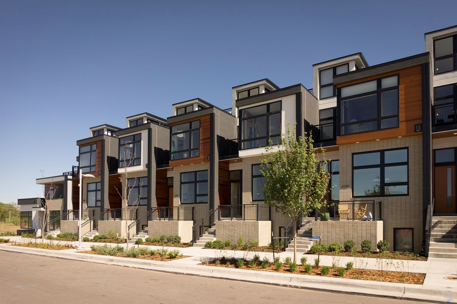 'CityHomes at Boulevard One' by CityHomes at Boulevard One in Denver