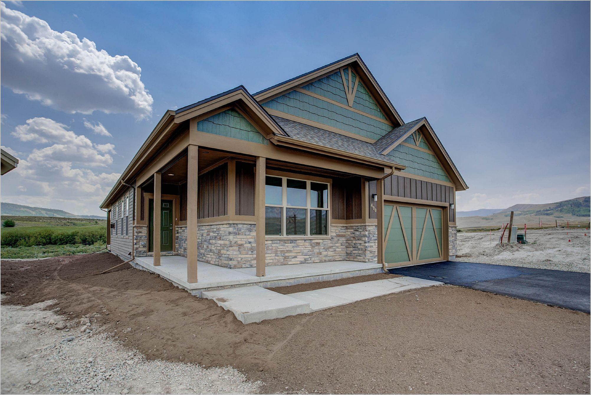 Exterior featured in the Fairway Villa I By Koelbel Mountain Communities in Boulder-Longmont, CO