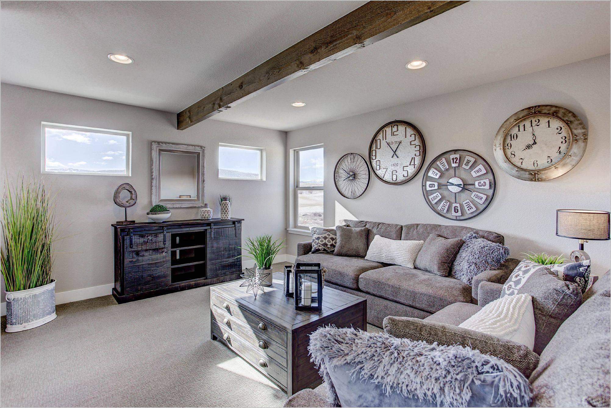 Living Area featured in the Fairway Villa II By Koelbel at Grand Elk in Boulder-Longmont, CO