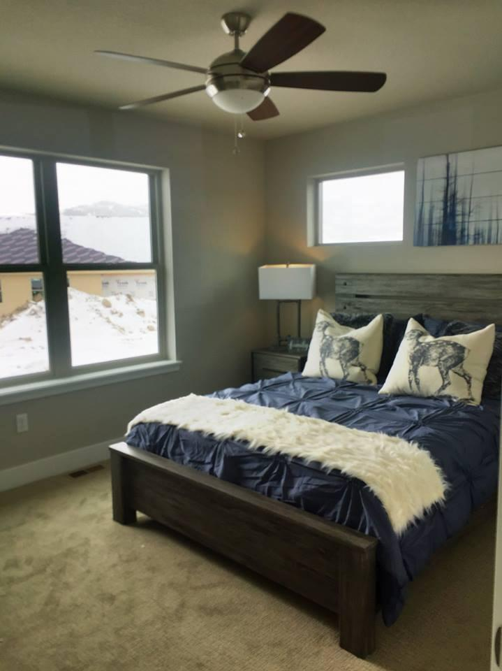 Bedroom featured in the Fairway Villa II By Koelbel at Grand Elk in Boulder-Longmont, CO