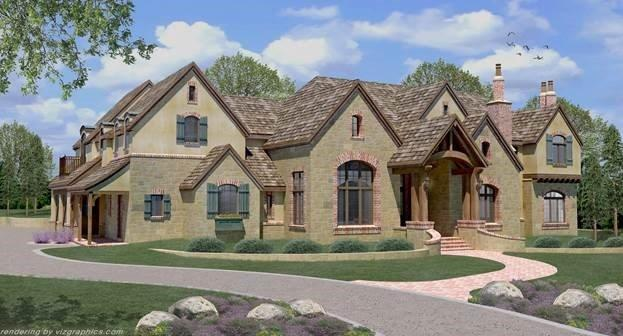 5760 South Maple Court (Custom Lot Plan)