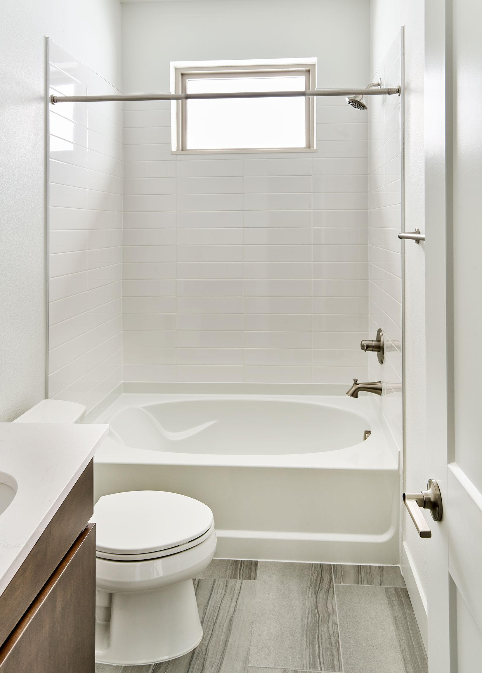 Bathroom featured in the Elkhorn Townhome - Uphill C - end unit By Rendezvous Colorado
