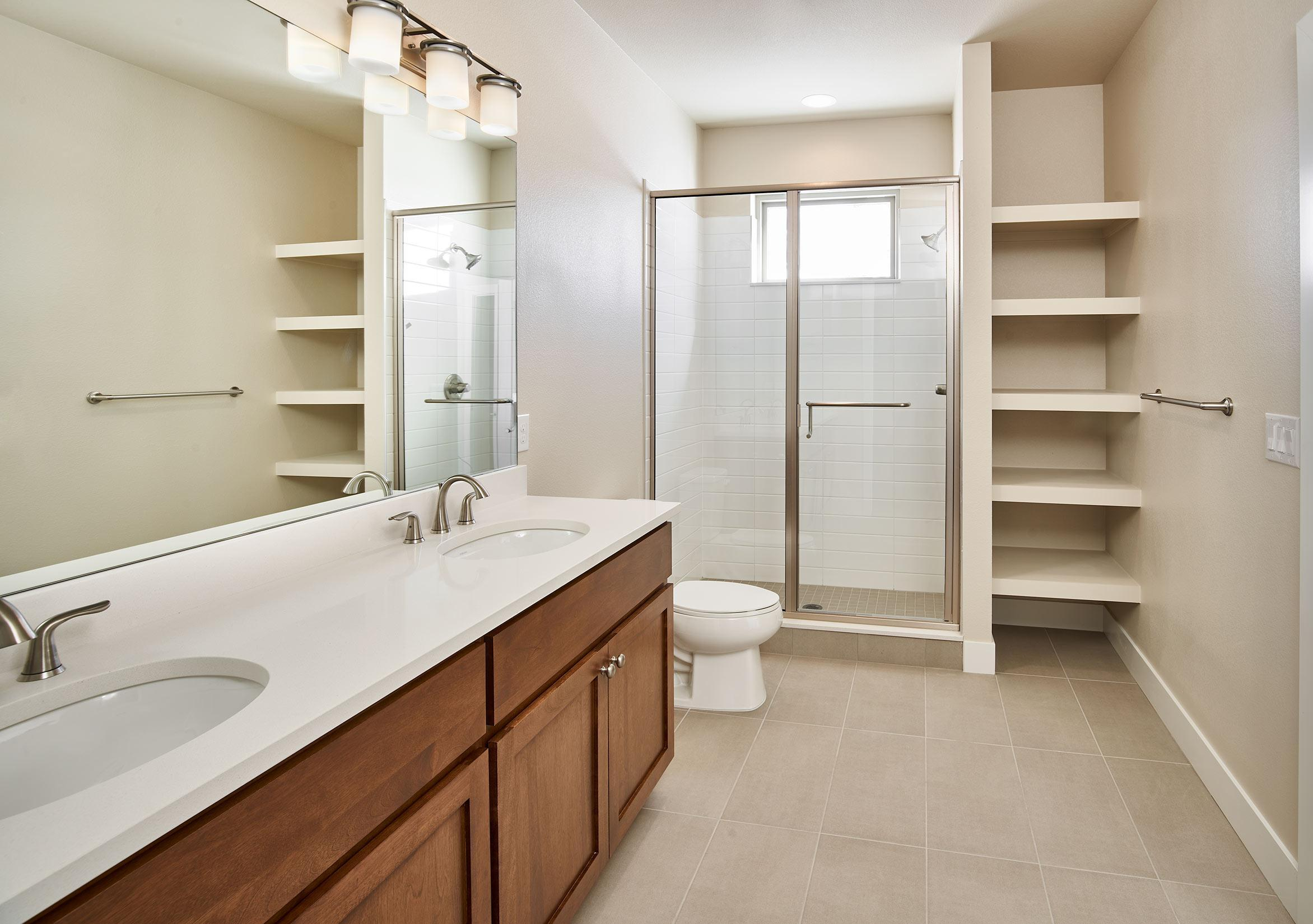 Bathroom featured in the Elkhorn Townhome - Uphill A - interior By Rendezvous Colorado
