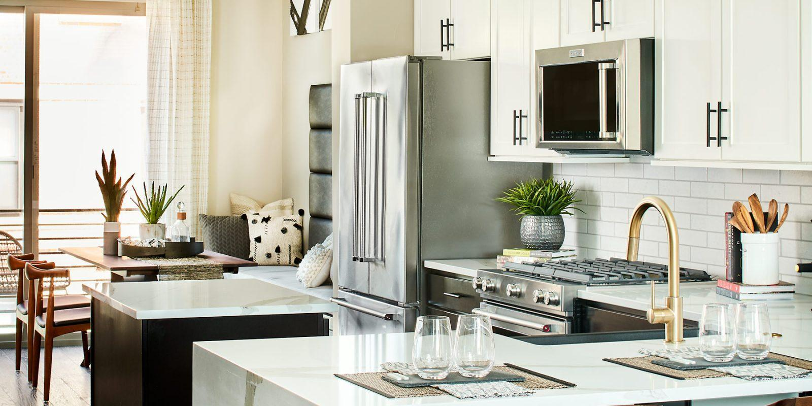 Kitchen featured in the A Unit By Koelbel Urban Homes in Denver, CO