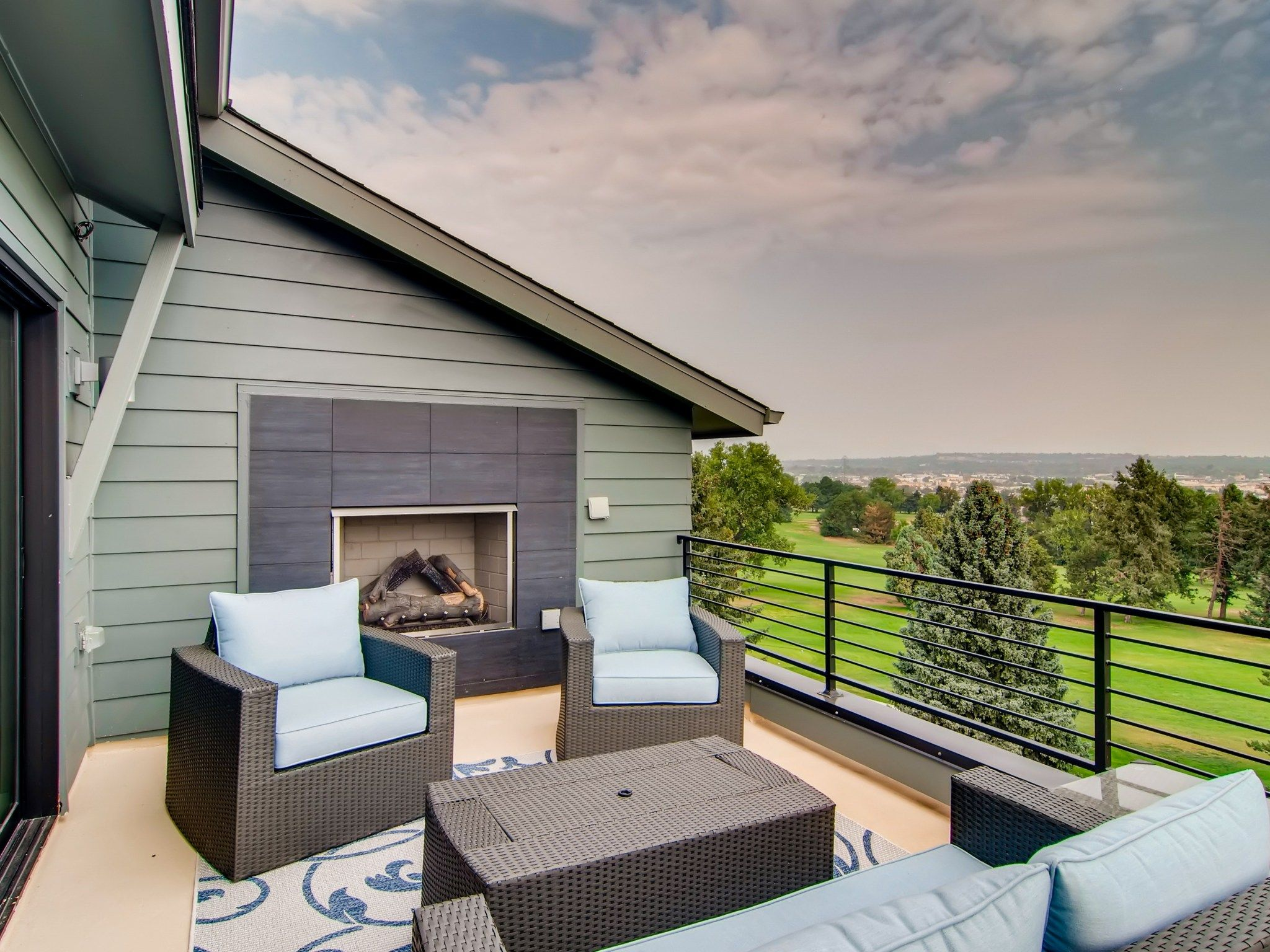 Exterior featured in the Case By Koelbel Urban Homes in Denver, CO