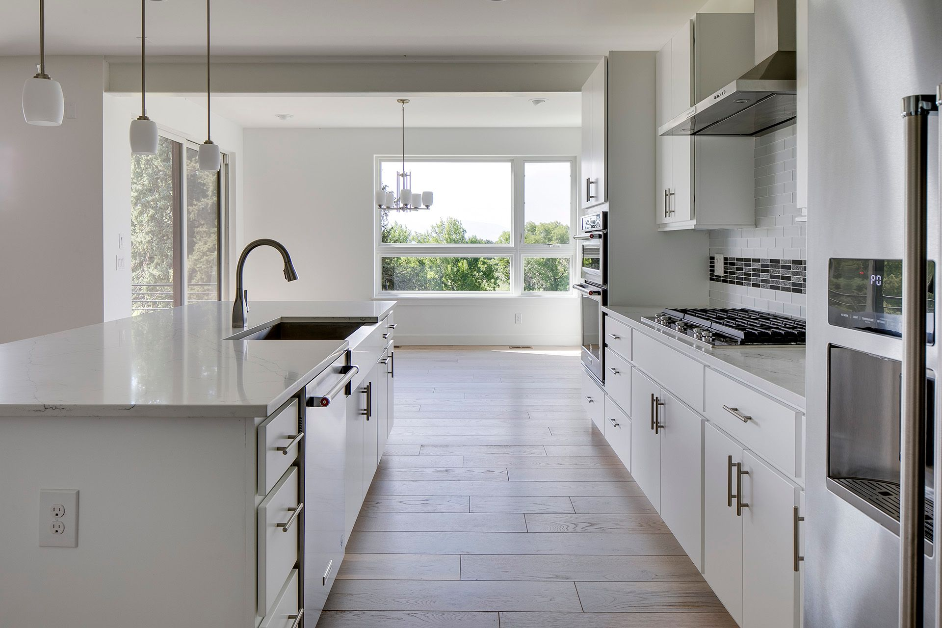 Kitchen featured in the Willis By Koelbel Urban Homes in Denver, CO